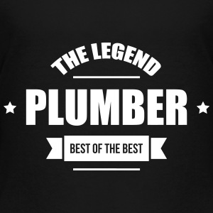 Plumber T-Shirts - Teenager Premium T-Shirt