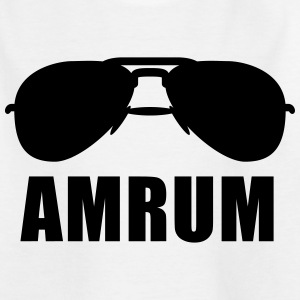 Coole Amrum Sonnenbrille T-Shirts - Teenager T-Shirt