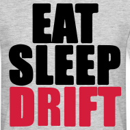 Motif ~ Eat, sleep, drift