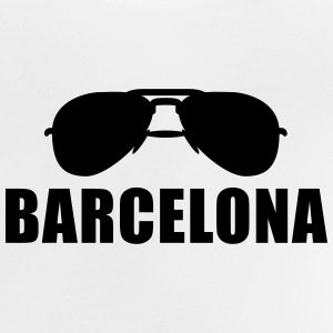 Coole Barcelona Sonnenbrille T-Shirts - Baby T-Shirt