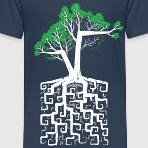 Square Root Shirts - Kids' Premium T-Shirt