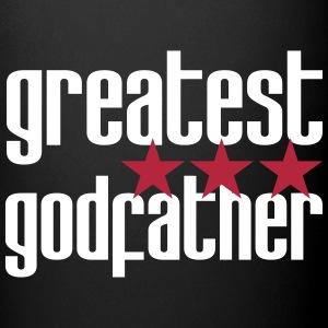 Greatest Godfather Krus & tilbehør - Ensfarvet krus