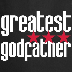 Greatest Godfather  Aprons - Cooking Apron