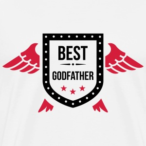 Best Godfather T-Shirts - Men's Premium T-Shirt