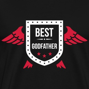 Best Godfather Camisetas - Camiseta premium hombre