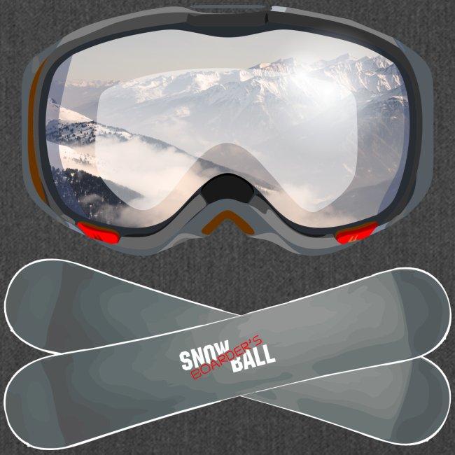 snowBALL VIII bag