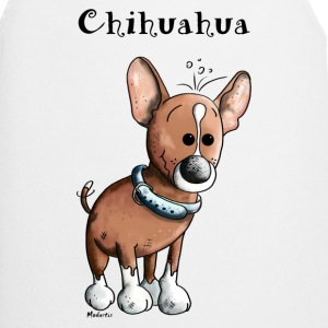 Funny Chihuahua Dog  Aprons - Cooking Apron