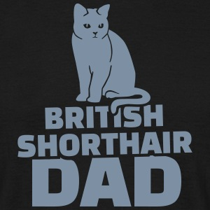 British Shorthair Dad T-Shirts - Männer T-Shirt
