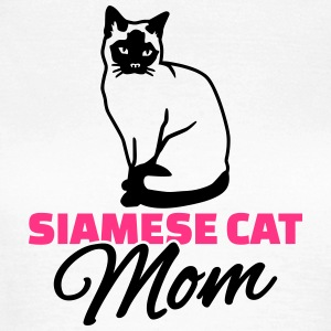 Siamese Cat Mom T-Shirts - Frauen T-Shirt