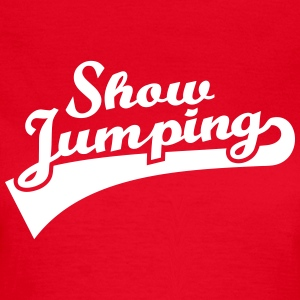 Show Jumping T-Shirts - Frauen T-Shirt