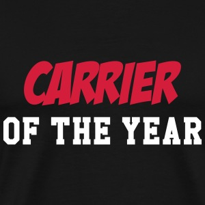 Carrier of the year T-shirts - Premium-T-shirt herr