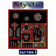 Design ~ Repton 1 - Mystic Moons