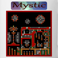 Design ~ Mystic Moons and On the Rooftop