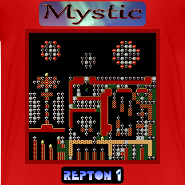 Repton 1 - Mystic Moons