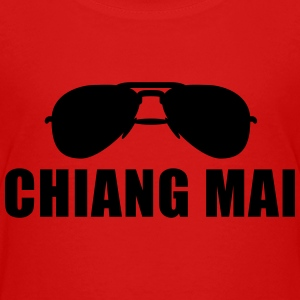 Coole Chiang Mai Sonnenbrille T-Shirts - Teenager Premium T-Shirt