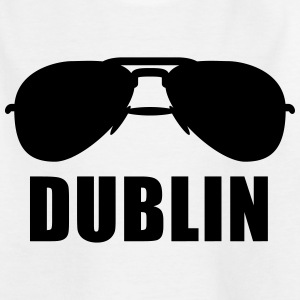 Coole Dublin Sonnenbrille T-Shirts - Teenager T-Shirt