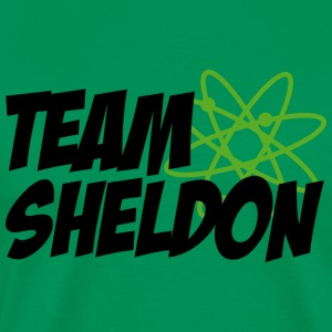 Herre T-shirt Team Sheldon - Herre premium T-shirt
