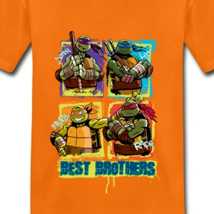Kids Premium Shirt TURTLES 'Best Brothers' - Kinderen Premium T-shirt