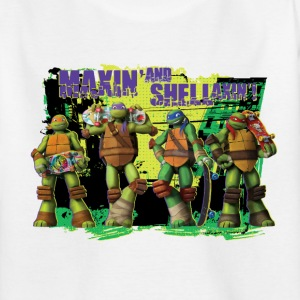 Ado Tee Shirt TURTLES 'Shellaxin'!' - T-shirt Ado