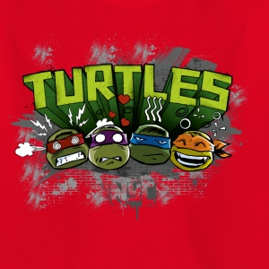 Teenage Shirt 'TURTLES' - Teenage T-shirt