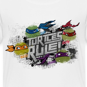 Kids Premium Shirt TURTLES 'Turtles rule!' - Kids' Premium T-Shirt