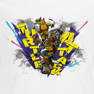 Teenage Premium Longsleeve TURTLES 'Attack!' - Teenagers' Premium Longsleeve Shirt
