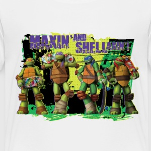 Kids Premium Shirt TURTLES 'Shellaxin'!' - Kinderen Premium T-shirt
