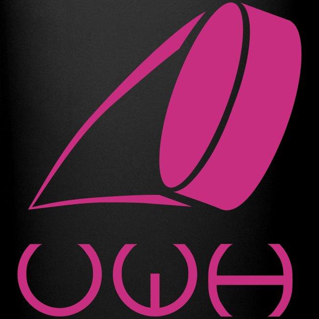 UWH logo. Mug