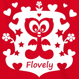 Flovely World Kinder T-Shirt - Kinder T-Shirt