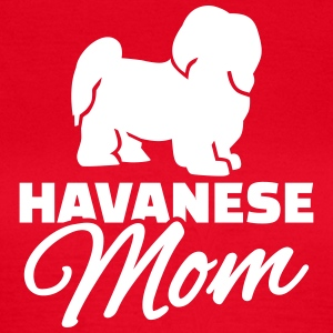 Havanese Mom T-Shirts - Frauen T-Shirt