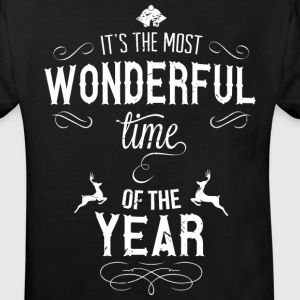most_wonderful_time_of_the_year_w Shirts - Kinderen Bio-T-shirt