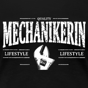 Mechanikerin T-Shirts - Frauen Premium T-Shirt