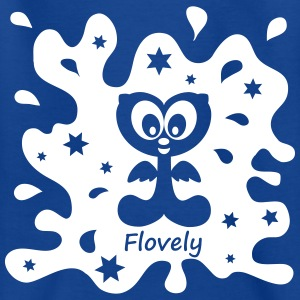 Flovely Splash - Kinder T-Shirt