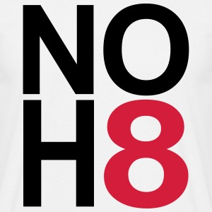 No H8 T-Shirts - Men's T-Shirt