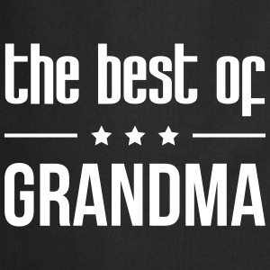 the best of Grandma   Aprons - Cooking Apron