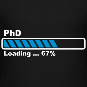 PhD barre loading Tee shirts - T-shirt Premium Enfant