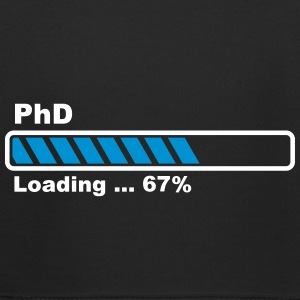 PhD loading bar Hoodies - Kids' Premium Hoodie