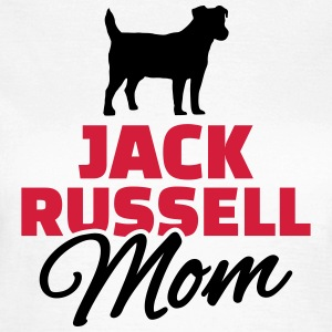 Jack Russell Mom T-Shirts - Frauen T-Shirt