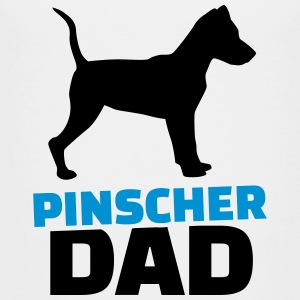 Pinscher Dad T-Shirts - Kinder Premium T-Shirt