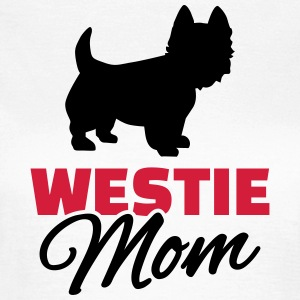 Westie Mom T-Shirts - Frauen T-Shirt