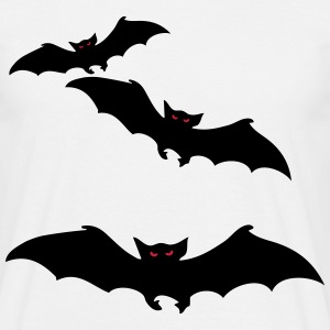 creepy bats T-Shirts - Men's T-Shirt