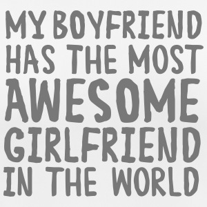 Awesome Girlfriend Camisetas - Camiseta mujer transpirable