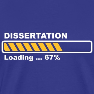 Dissertation - loading Tee shirts - T-shirt Premium Homme