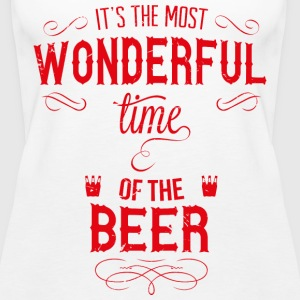 most_wonderful_time_of_beer_r Topit - Naisten premium hihaton toppi