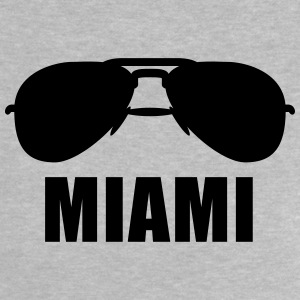 Coole Miami Sonnenbrille T-Shirts - Baby T-Shirt