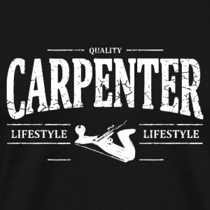 Carpenter T-Shirts - Men's Premium T-Shirt