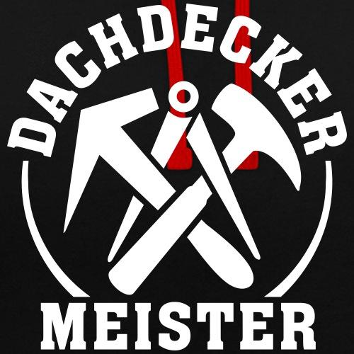 Dachdecker Meister Dachdeckermeister Clipart Logo