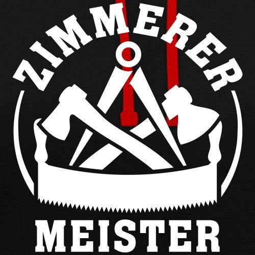 Zimmerer Meister Zimmerermester Zimmermann Logo