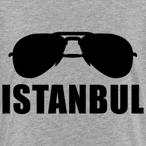 Coole Istanbul Sonnenbrille T-Shirts - Teenager Premium T-Shirt