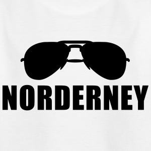 Coole Norderney Sonnenbrille T-Shirts - Teenager T-Shirt
